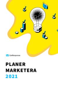 Planer Marketera 2021 – Twój kalendarz marketingowy