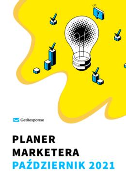 Planer Marketera – październik 2021