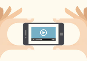 On-line video
