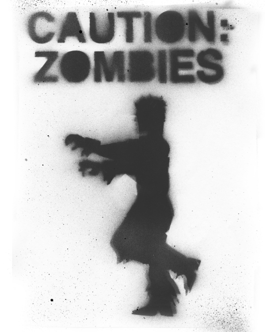 Caution! Zombies!