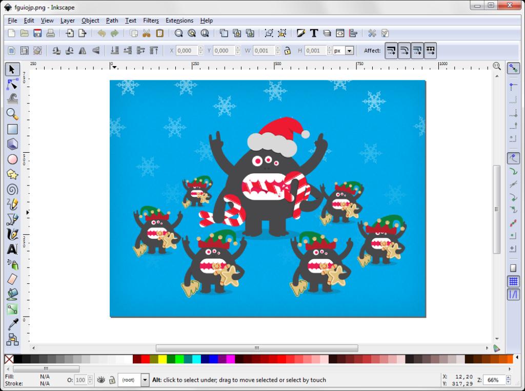 InkScape Photo Editor