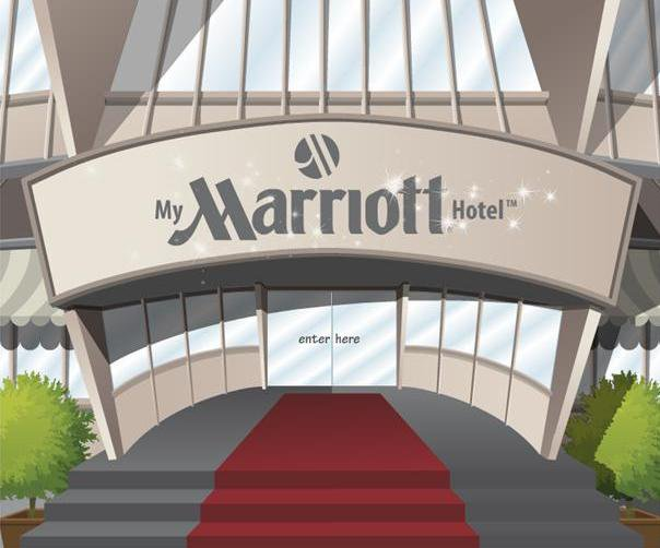 My Marriott Hotel, image via http://www.bvkmeka.com/