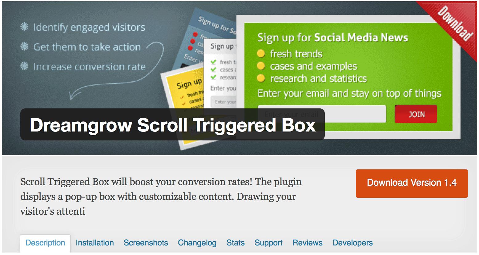 ScrollTriggeredBox
