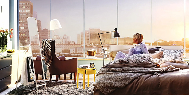 2. IKEA animated catalog cover photo