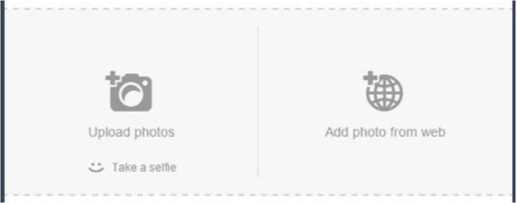 """Sample of """"Selfie"""" in Tumblr"""