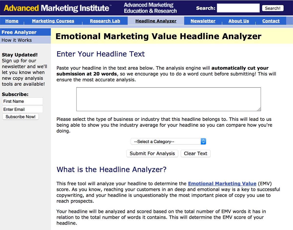 EmotionalHeadlineAnalyzer