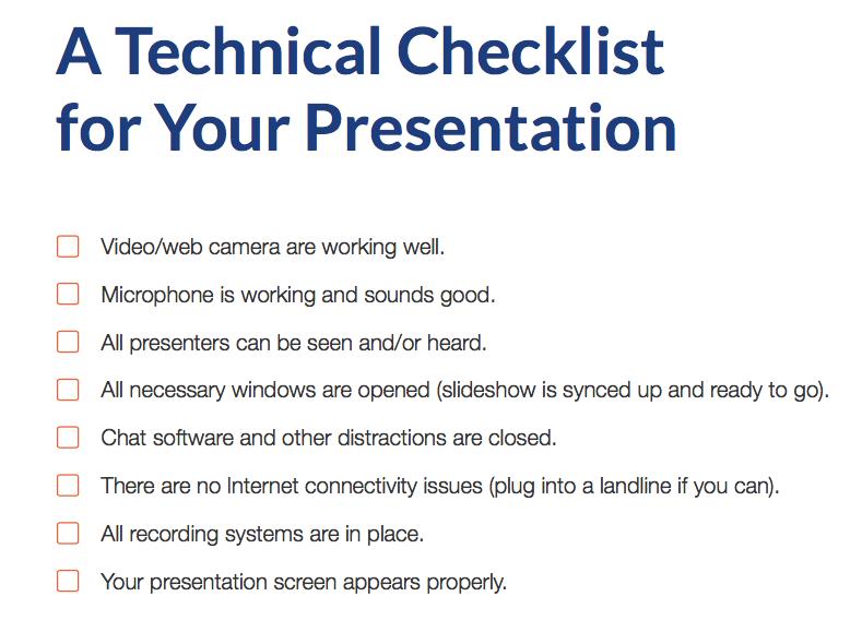 checklist_webinars