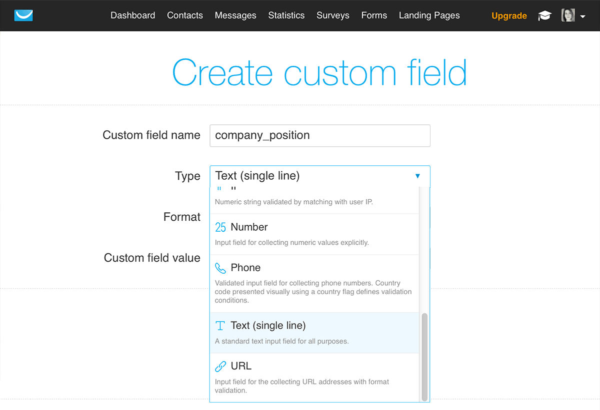CreateCustomField3