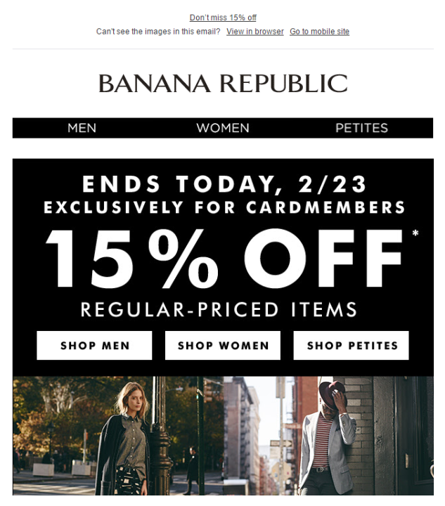 banana-republic-urgent-messaging