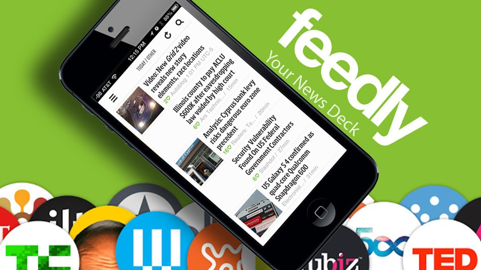 7. Feedly