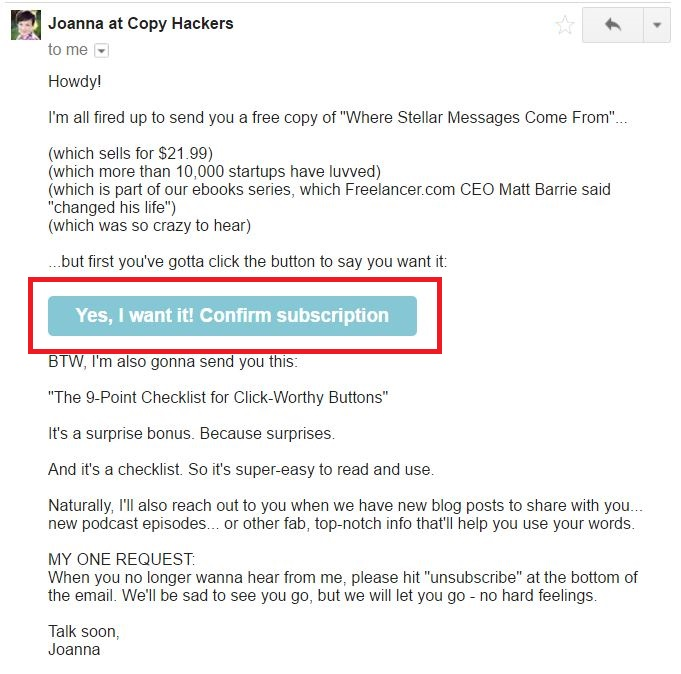 copyhackers-confirmation-email