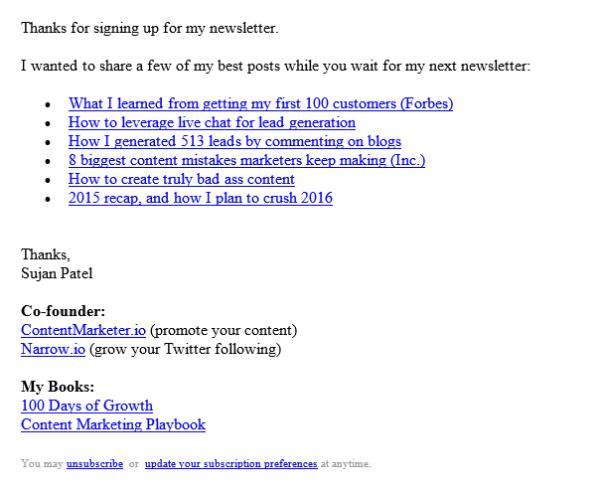 sujan-autoresponder-email