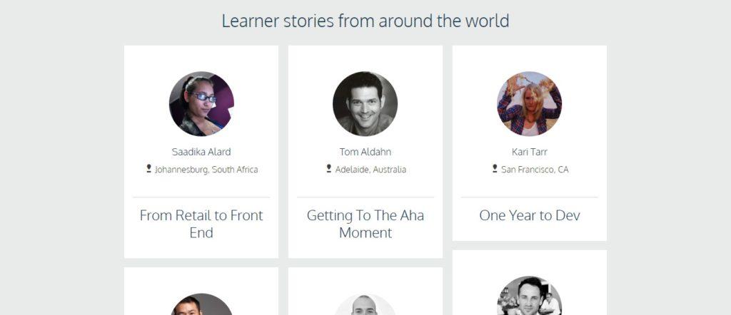Codecademy Stories Codecademy