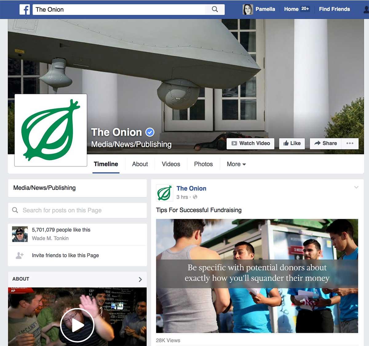 TheOnionFacebook