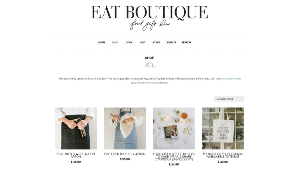 eat boutique