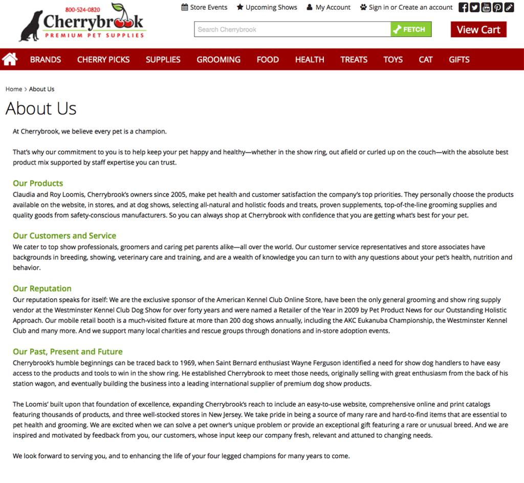 CherrybrookAboutUsPage