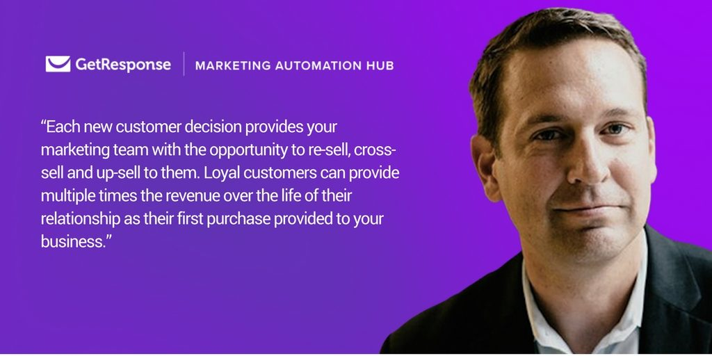 marketing automation highlights of 2016: Each new customer decision provides your marketing team with the opportunity to re-sell, cross-sell and up-sell to them. Loyal customers can provide multiple times the revenue over the life of their relationship as their first purchase provided to your business.
