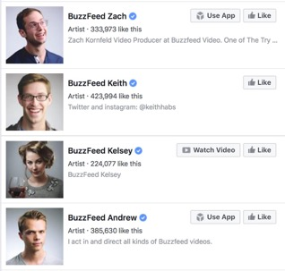 Why do we love Buzzfeed?