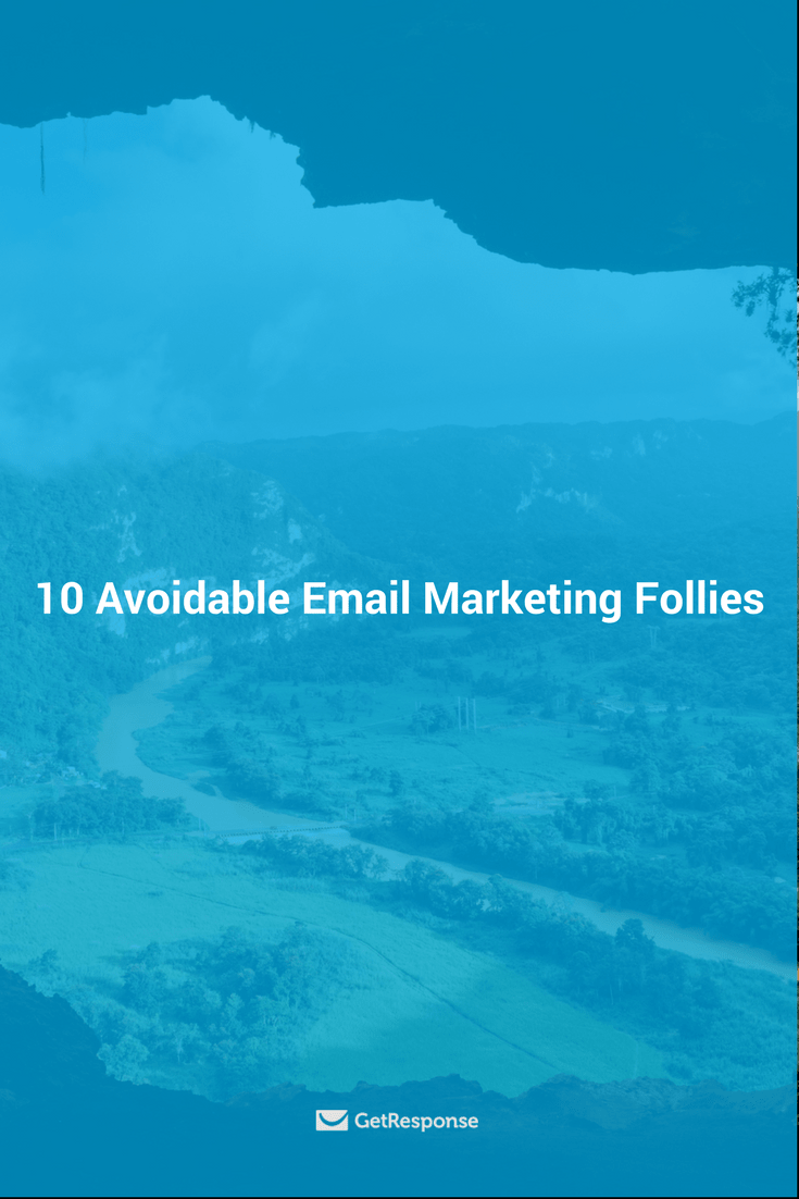 email marketing follies