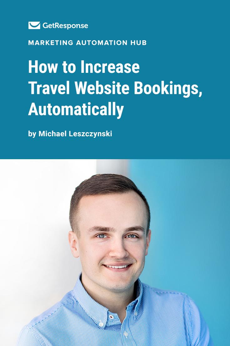 increase travel website bookings