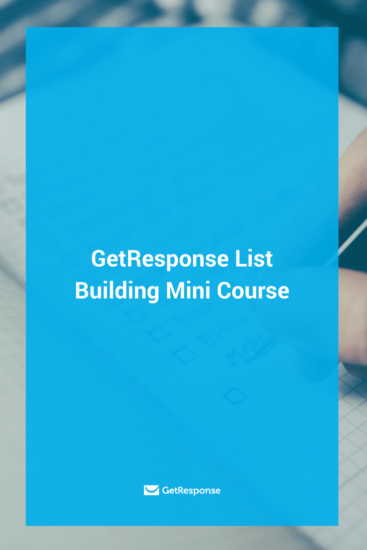 new list building mini course