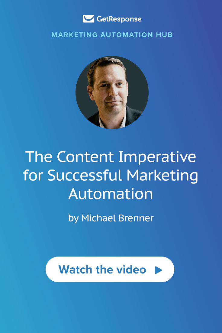 the content imperative for marketing automation