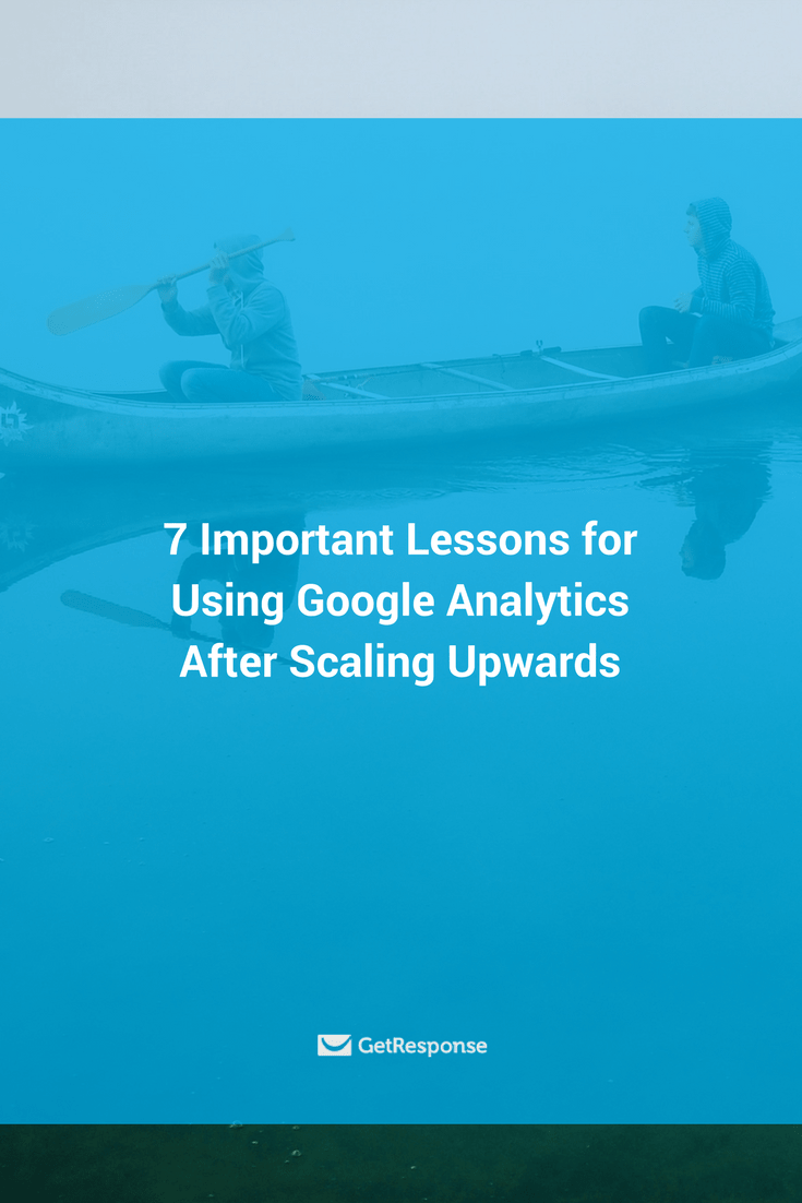 Lessons for Using Google Analytics