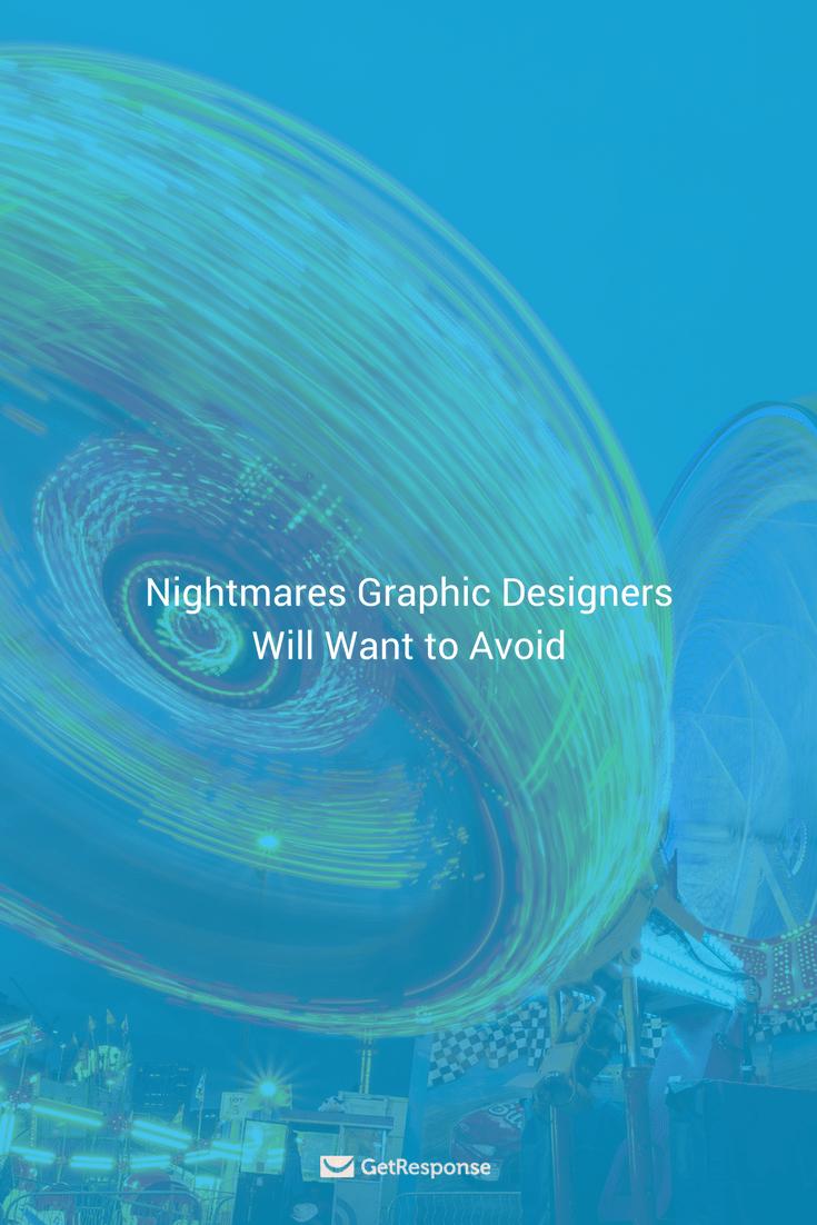 graphic designer nightmares