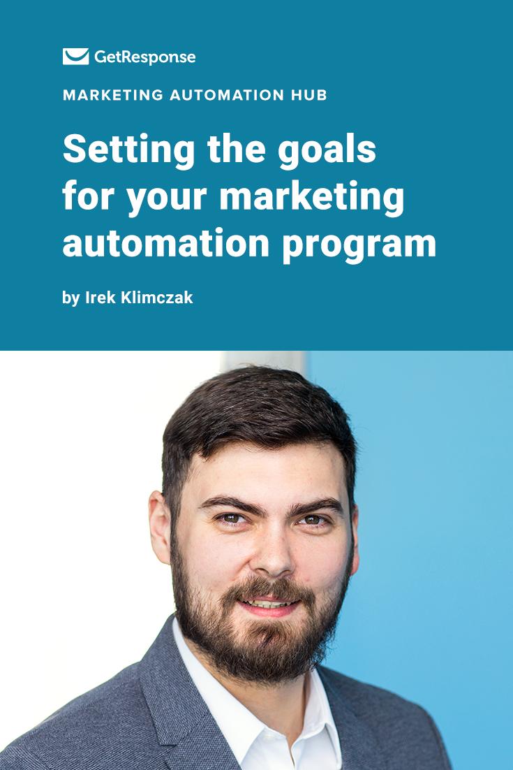 marketing automation goals