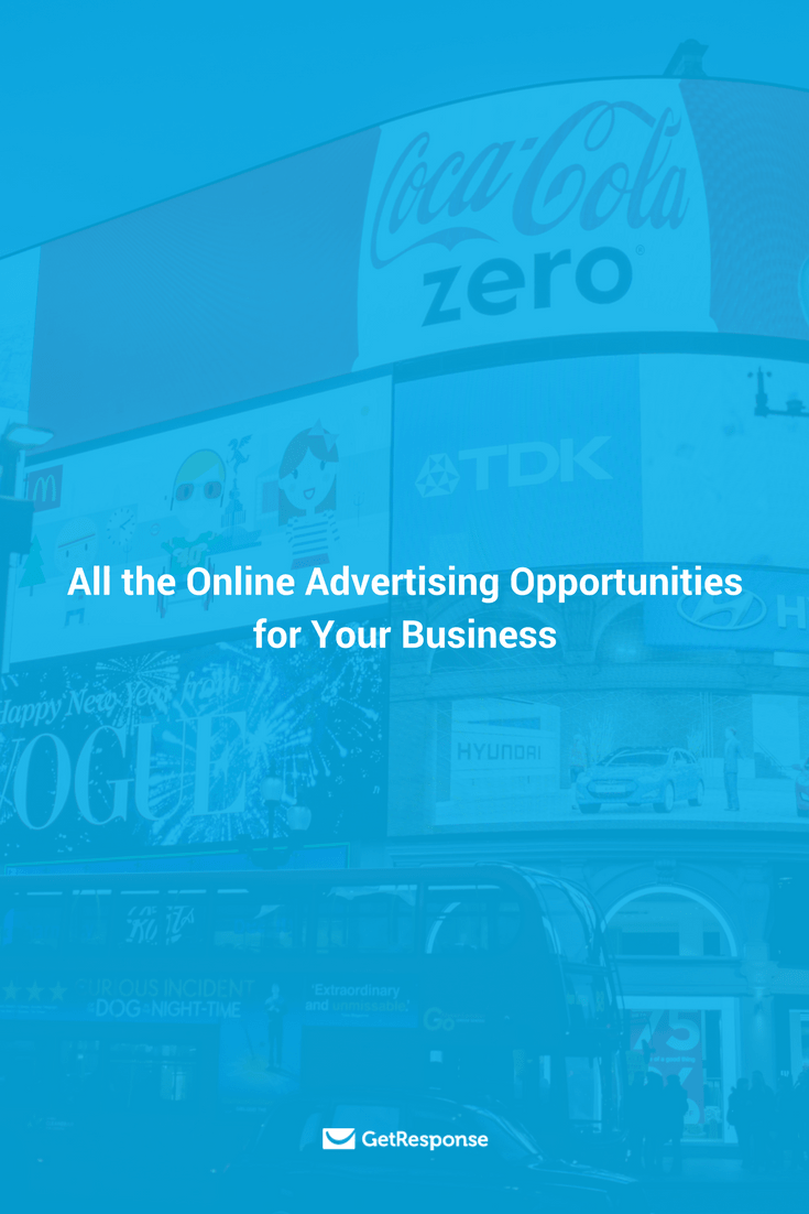online ads opportunities