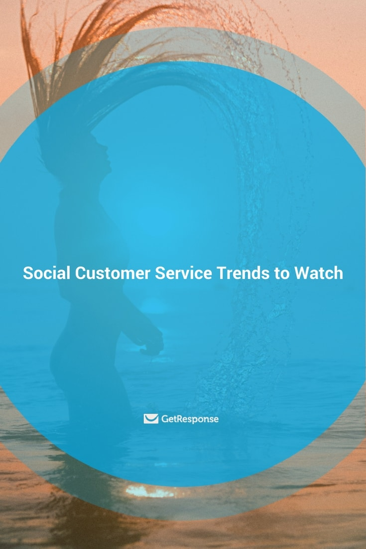 social customer service trends