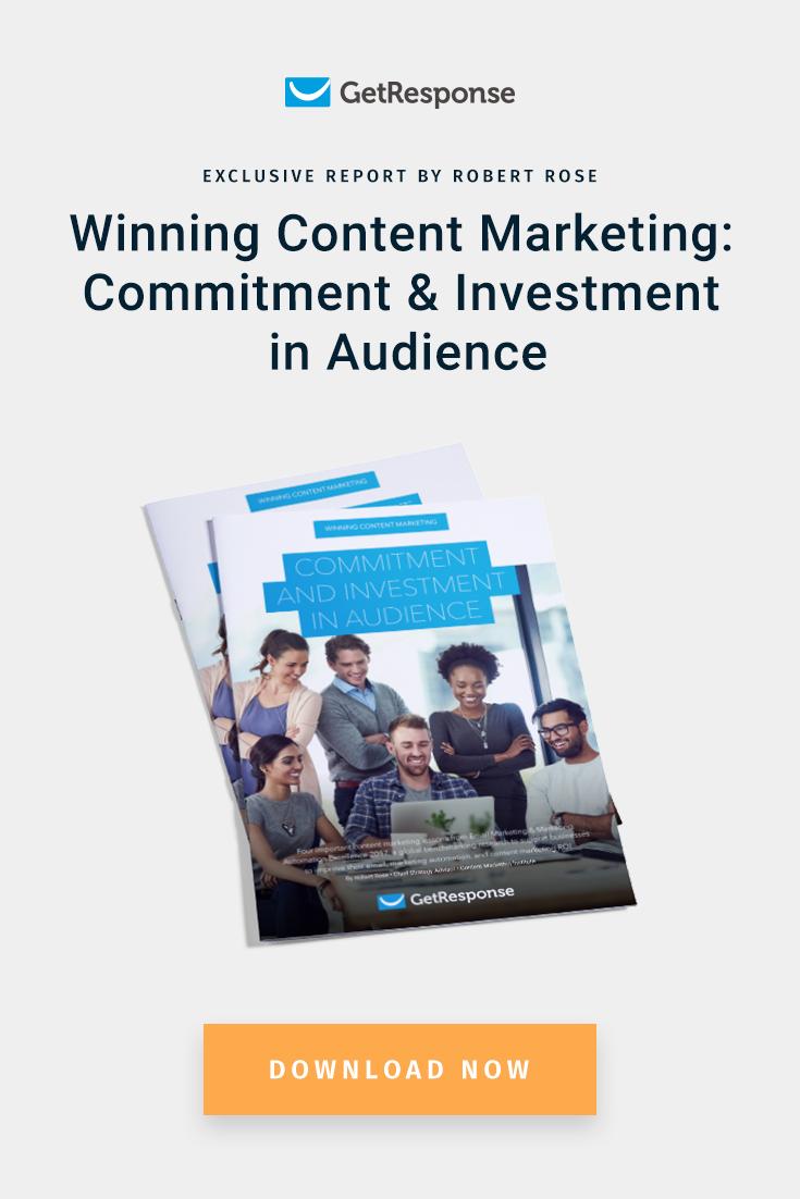 winning content marketing