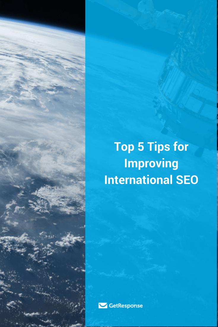 tips for improving international SEO