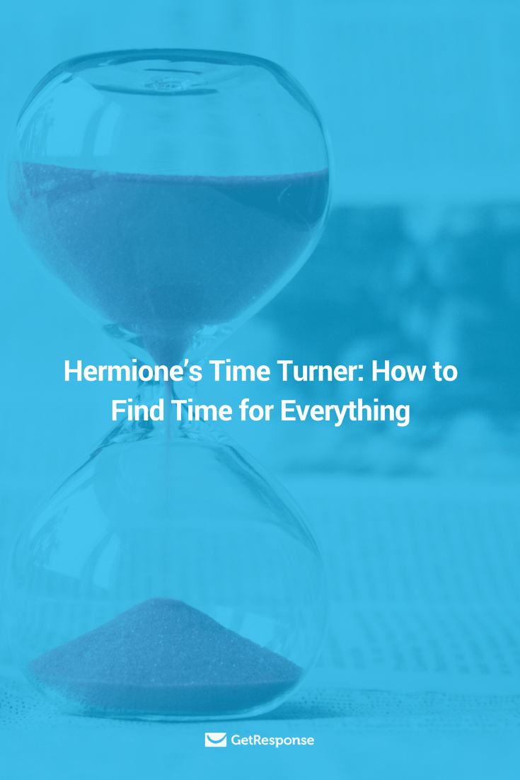 how to find time for everything