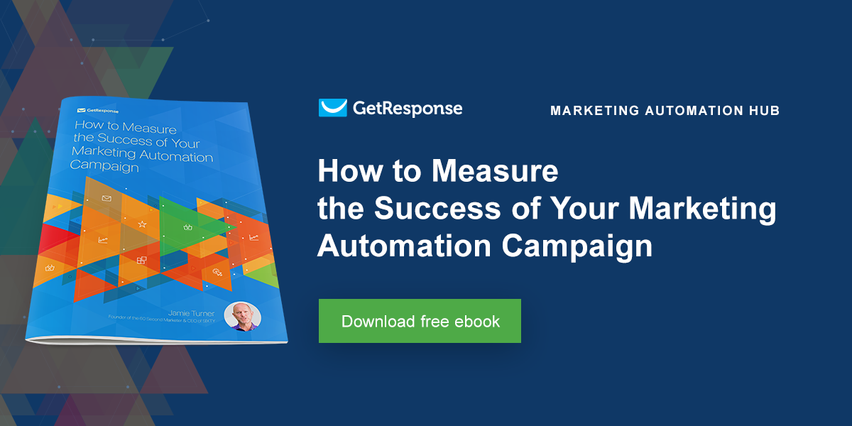 measure success of marketing automation
