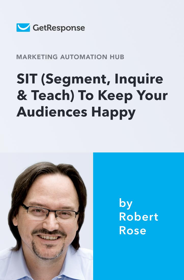 segment, inspire, teach