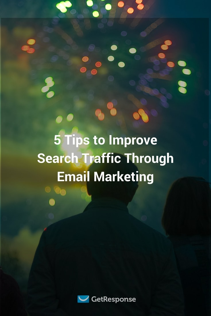 email marketing can help search traffic