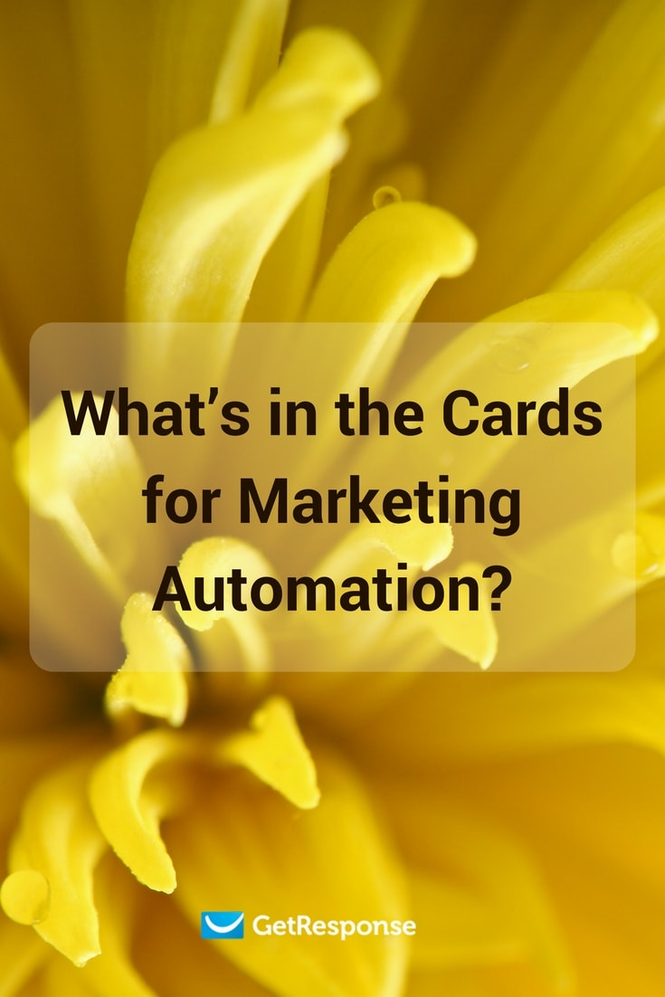 what's in the cards for marketing automation services?