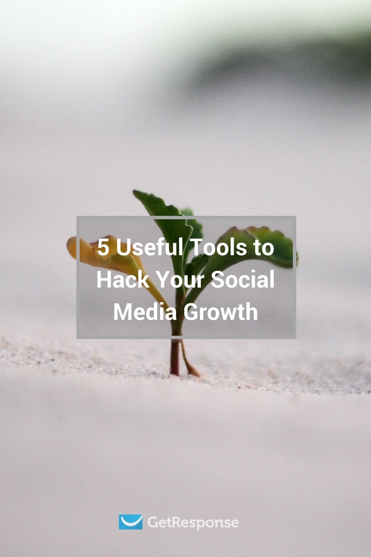 social media growth hacking tools