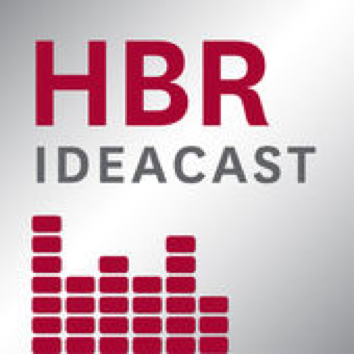 marketing podcast - HBR IdeaCast
