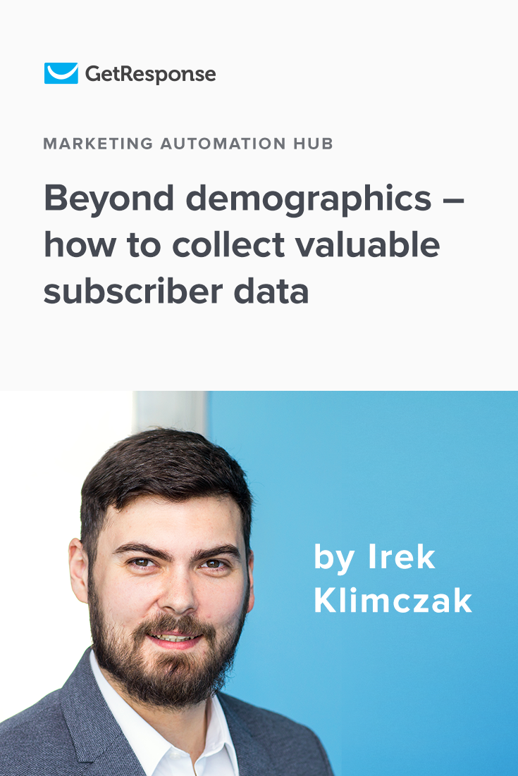 how to collect subscriber data