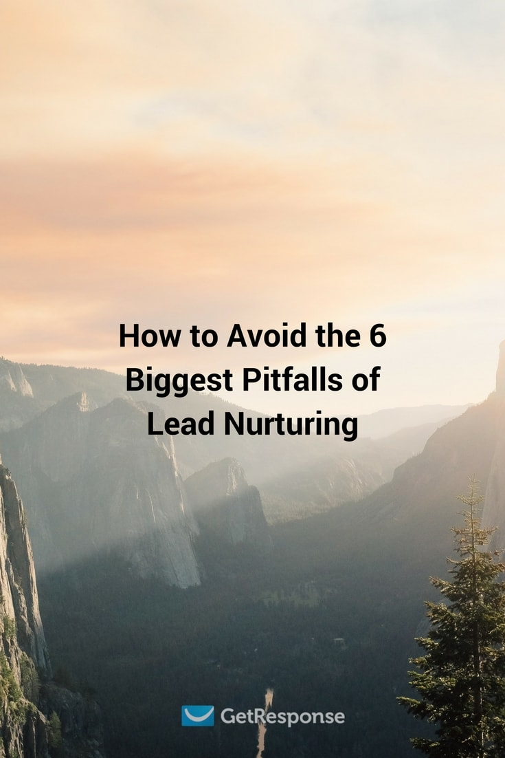avoid these pitfalls of lead nurturing
