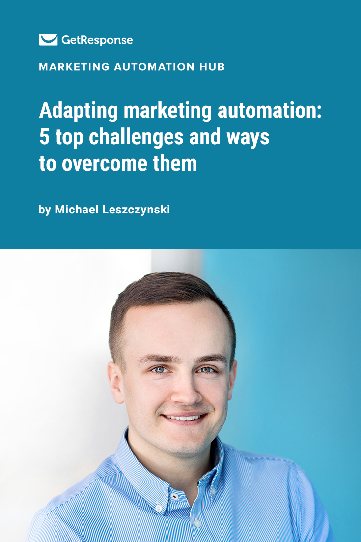 adapting marketing automation