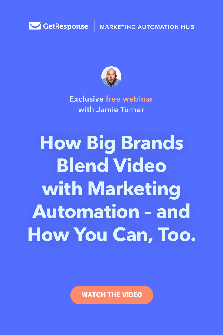 blend video marketing automation