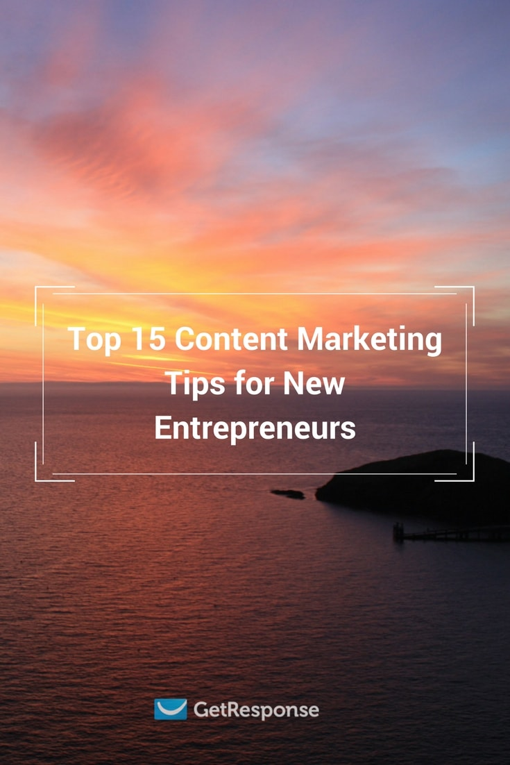 content marketing tips for entrepreneurs