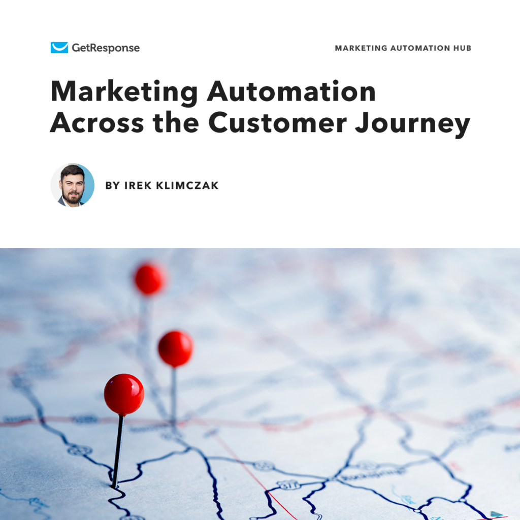 marketing automation customer journey
