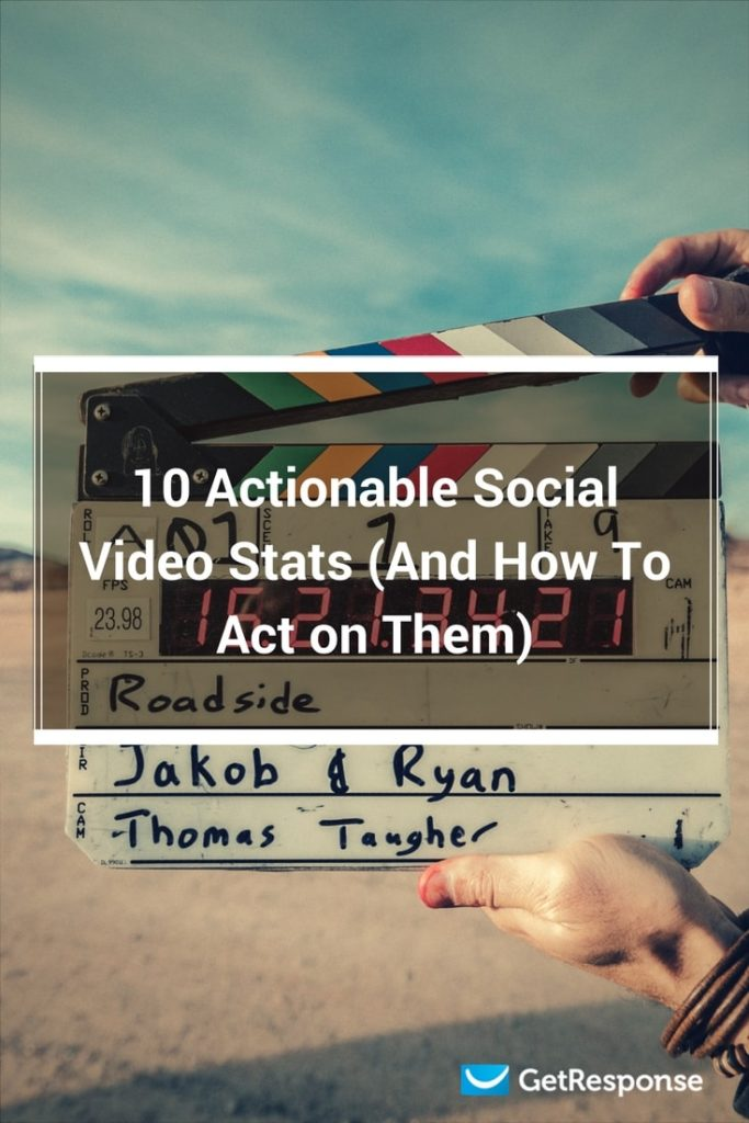 Actionable social video stats and how to act on them