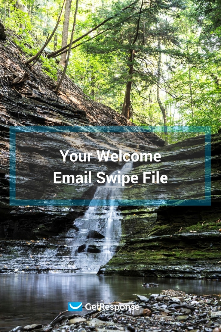 a swipe files of the best welcome emails