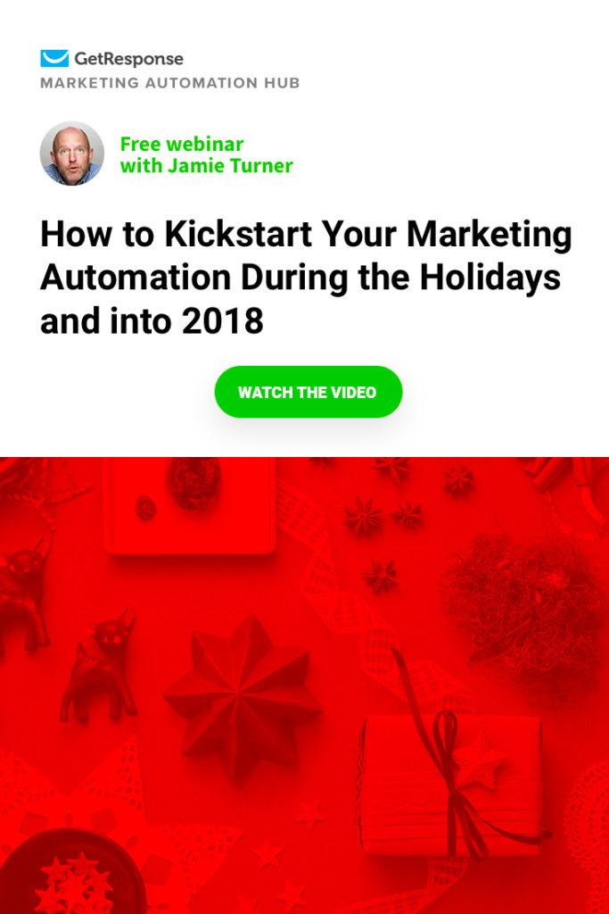 holiday marketing automation