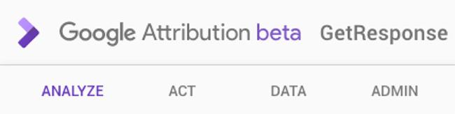 Google Attribution Beta Features